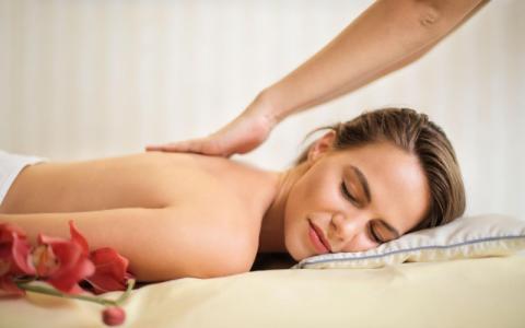 антистрессовый эротический массаж