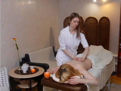 Частный эротический массаж рядом