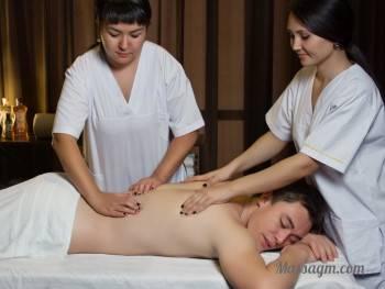 Частный массаж с выездом в Москве