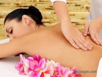 Частный расслабляющий массаж в Москве