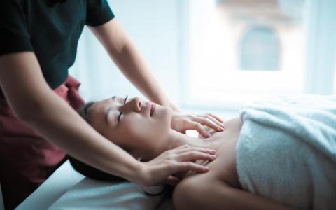 эротический массаж женский