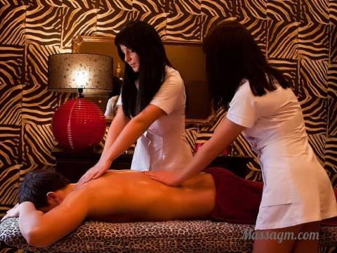 Эротический массаж для мужчин частными массажистками