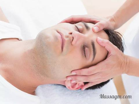 Эротический массаж головы мужчине