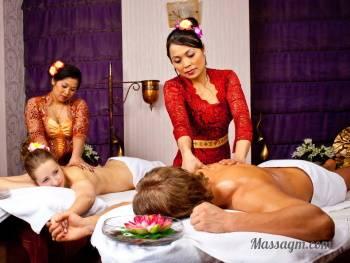 Эротический массаж на Международной