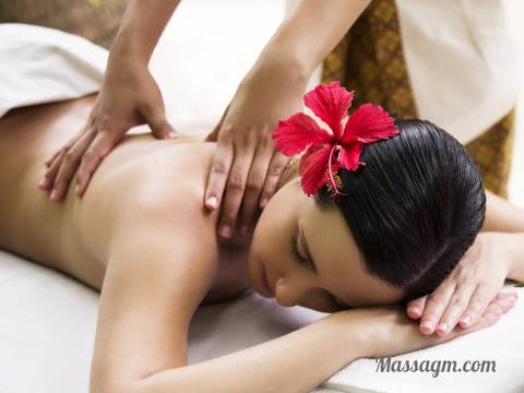 Эротический массаж тела для женщины
