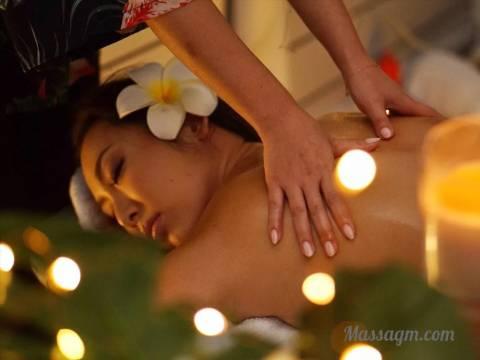 Эротический японский массаж для женщин