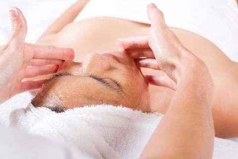 массаж лица от морщин