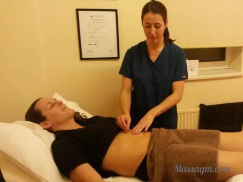 Гинекологический массаж женщине