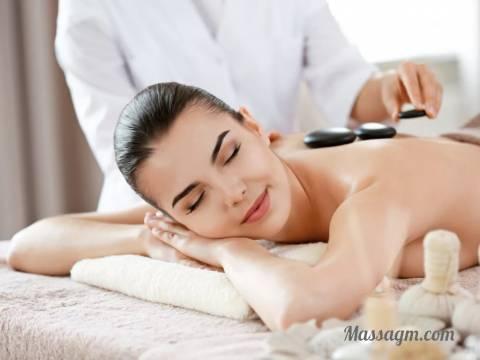 Стоунтерапия – массаж горячими камнями