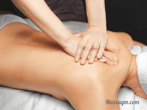 Детский медицинский массаж
