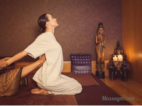 Частный тайский массаж для мужчин