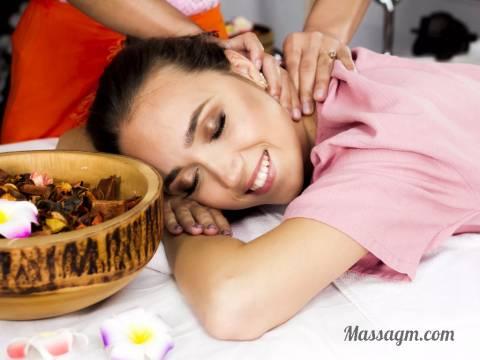 Частный тайский эротический массаж