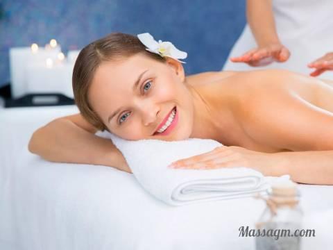 Домашний массаж от девушки