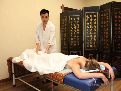 Китайский эротический массаж