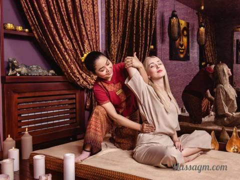 Тайский массаж женщине мужчиной