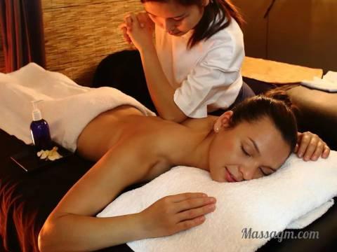 Настоящий тайский массаж для мужчин