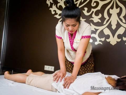 Время сеанса массажа