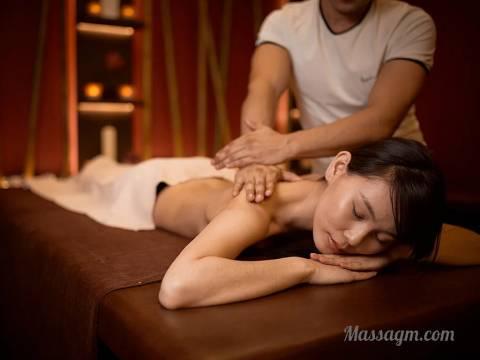 Первый сеанс массажа