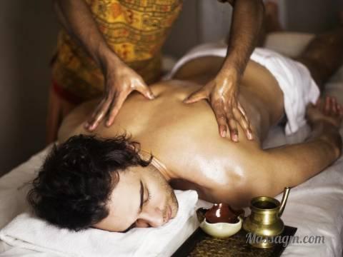 Общий массаж тела в Москве