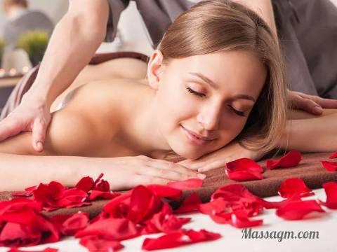 Платные услуги массажа