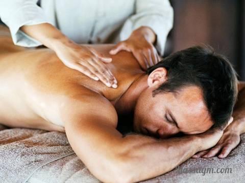 Сеанс массажа простаты