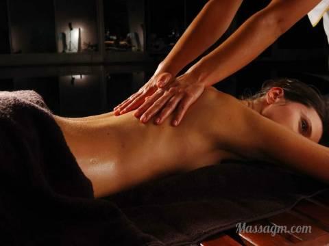 Шведский эротический массаж