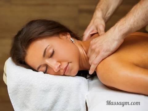 Тайский массаж головы и шеи