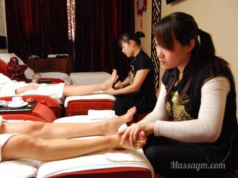 Тайский массаж ног: польза и вред