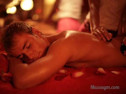 Тайский массаж с эротикой