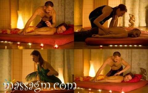 Обучение тантрическому массажу мужчине и женщине