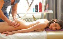 эротический массаж точка G