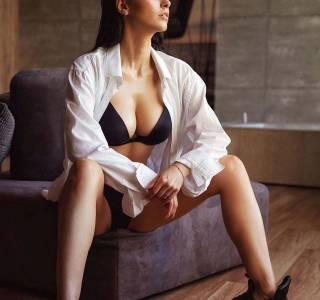 Оксана - Эротический массаж, 23 лет, Комендантский проспект, фото - 427625786