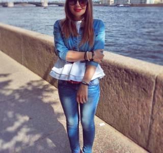 Оксана - Эротический массаж, 24 лет, Багратионовская, фото - 1724605488