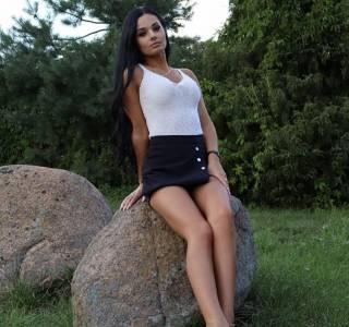 Аня - Эротический массаж, 25 лет, ВДНХ, фото - 1596269467