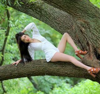 Аня - Эротический массаж, 20 лет, Коломенская, фото - 276327677
