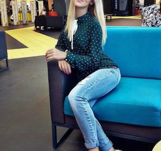 Полина - Эротический массаж, 22 лет, Добрынинская, фото - 546100917