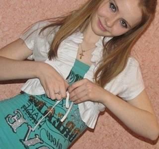 Катя - Эротический массаж, 18 лет, Мичуринский проспект, фото - 1740335900