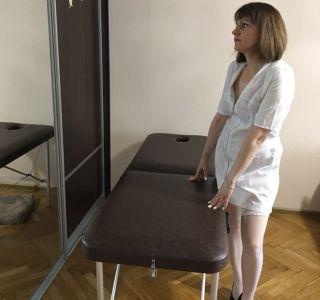 Настя - Общий массаж, 32 лет, Водный стадион, фото - 1458859280