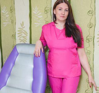 Ольга - Общий массаж, 40 лет, Октябрьская, фото - 571175316