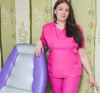 Ольга - Общий массаж, 40 лет, Октябрьская, фото - 534587932