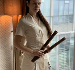 Ольга - Общий массаж, 36 лет, Москва, фото - 100461924