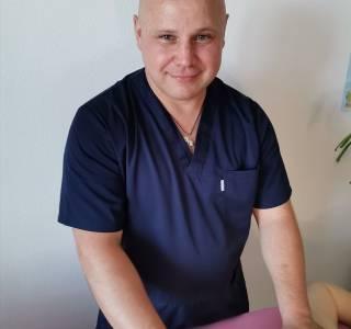 Василий - Общий массаж, 40 лет, ЦАО, фото - 544482562