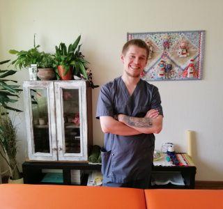 Евгений - Общий массаж, 28 лет, Гражданский проспект, фото - 1970959790