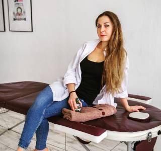 Екатерина  - Общий массаж, 28 лет, Ростов на Дону, фото - 1242432269