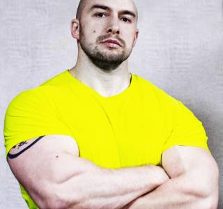 Михаил  - Общий массаж, 42 лет, Пушкино, фото - 662214715