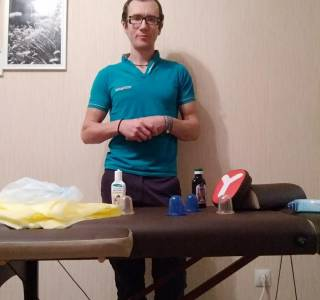 Gabriel - Общий массаж, 32 лет, Улица Дыбенко, фото - 354468060