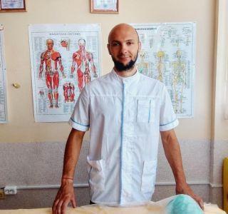 Владемир - Общий массаж, 31 лет, Сочи, фото - 1032638036
