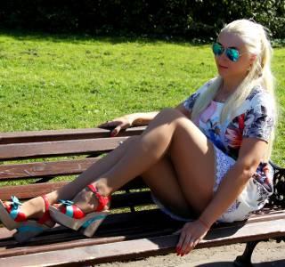 Алина - Эротический массаж, 25 лет, Рязанский проспект, фото - 1308962432
